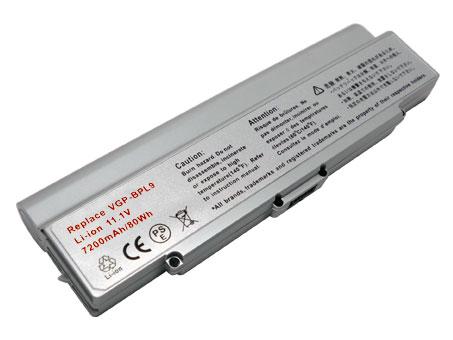SONY VAIO VGC-LA38G / VAIO VGN-C, VGN-N, VGN-N11, VGN-N17, VGN-N21, VGN-N27, VGN-N31, VGN-N37, VGN-N50, VGN-N130, VGN-N150, VGN-N170, VGN-N320, VGN-N350, VGN-SZ Series Laptop Battery